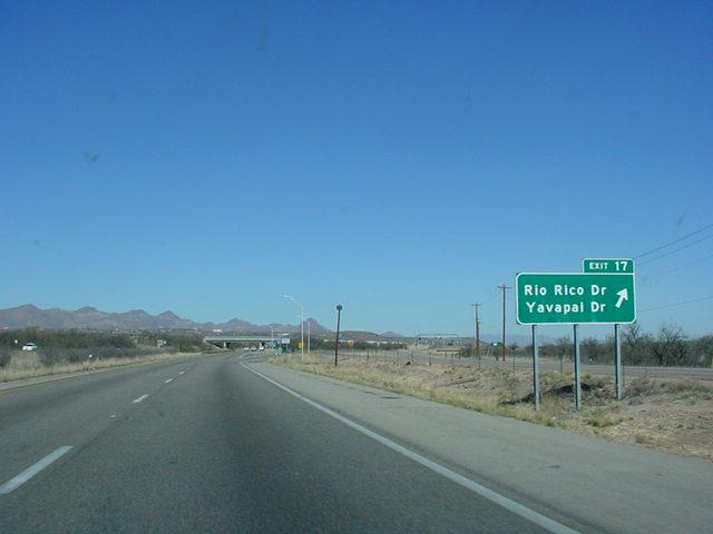 Okroads Interstate 19
