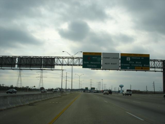 OKRoads -- Sam Houston Parkway (Beltway 8)