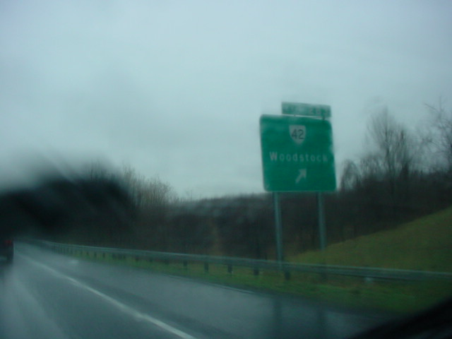OKRoads com -- Delaware Trip -- Interstate 81 Virginia