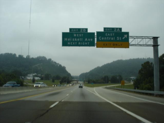 OKRoads -- Interstate 275 Tennessee