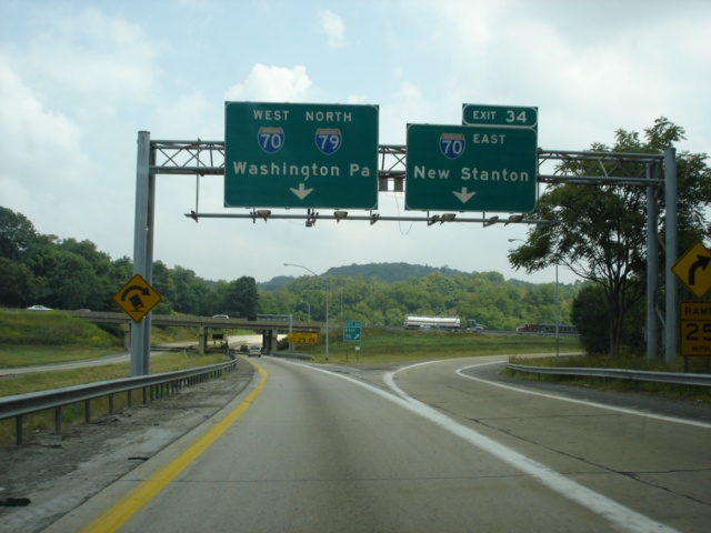 OKRoads -- Interstate 79