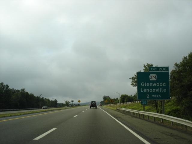 OKRoads -- Interstate 81 Pennsylvania