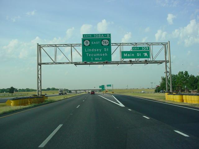 Delaware Trip Part 2 Interstate 35 Oklahoma
