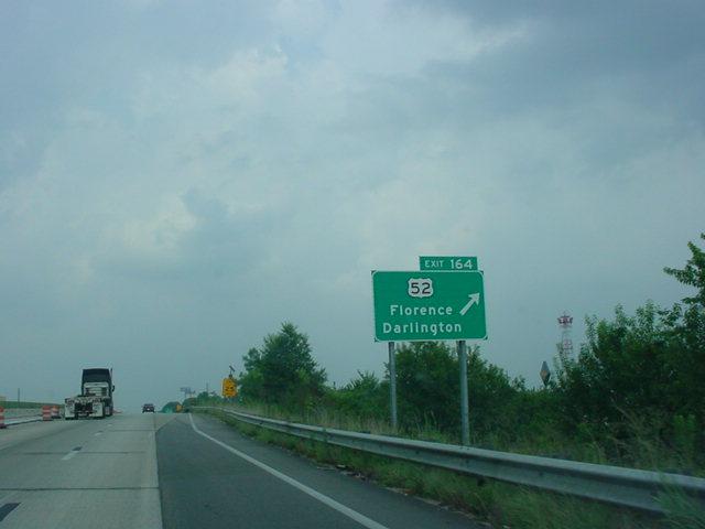 OKRoads com - De...I 95 Exit 193