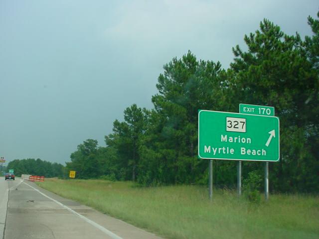 OKRoads.com - Delaware...I 95 Exit 193 South Carolina