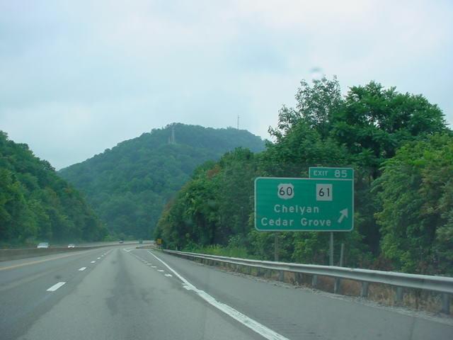Okroads Com Delaware Trip Part 2 Interstate 64 West