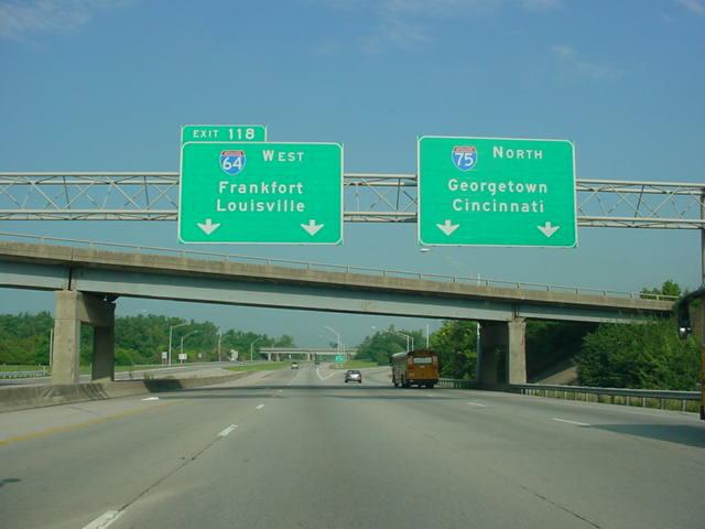 71 north traffic louisville to cincinnati