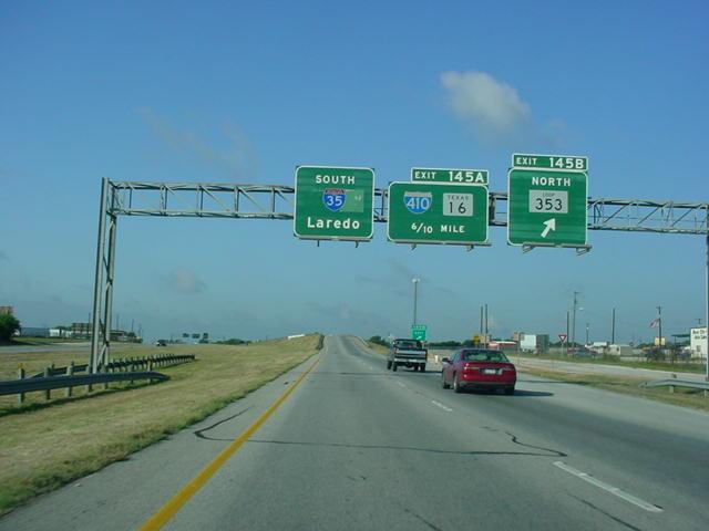 Okroads Com South Texas Roadtrip Interstate 35 Texas