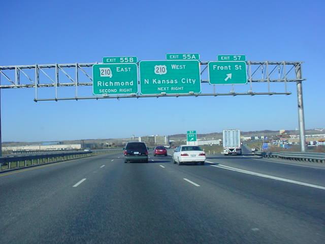 OKRoads -- Missouri Highway Guides -- Interstate 435