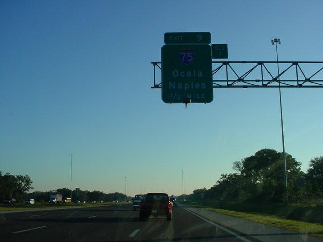 Okroads Florida Trip Interstate 4 Florida