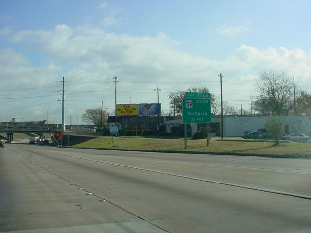 texas busiest freeways